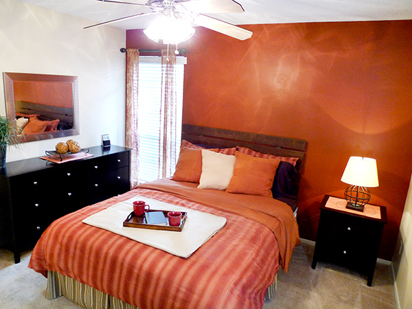 Bedroom at Listing #135662