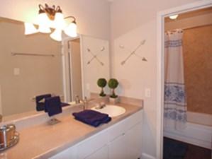 Bathroom at Listing #139074
