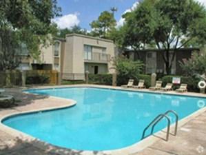 Pool at Listing #138601