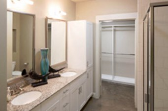 Bathroom at Listing #243473