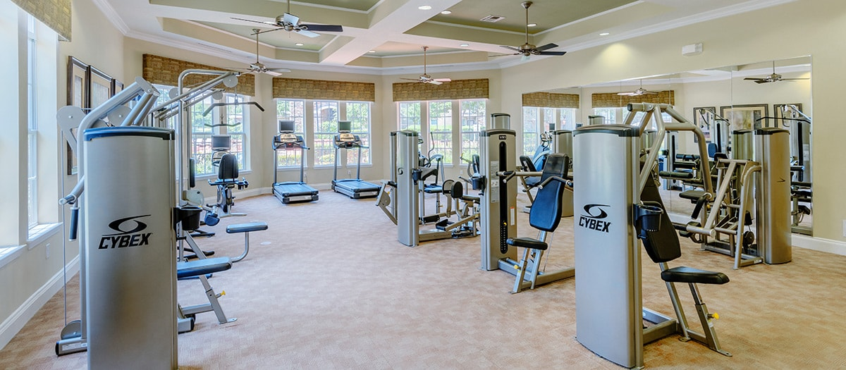 Fitness at Listing #145766