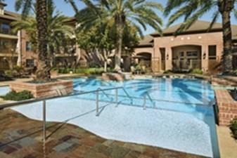 Pool at Listing #152804