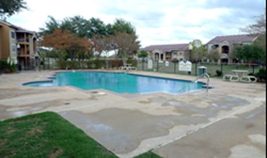Pool at Listing #140605