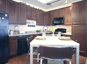 Kitchen at Listing #146887