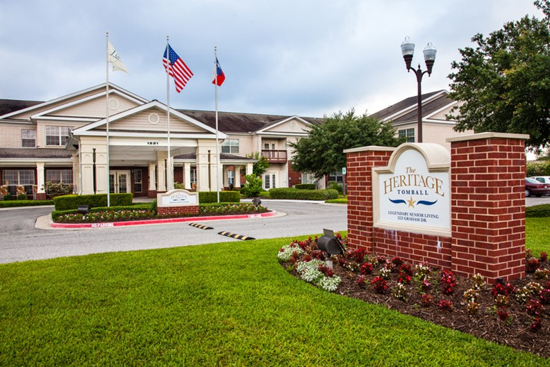Heritage Tomball Apartments
