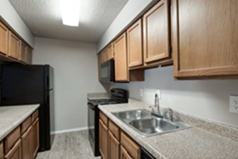 Kitchen at Listing #136251
