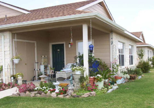 Highland Oaks Apartments Marble Falls TX