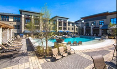 Pool at Listing #239046