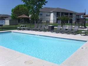 Pool at Listing #292735