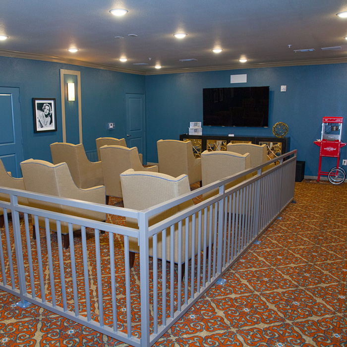 Theater at Listing #276729