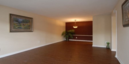 Living/Dining at Listing #138524
