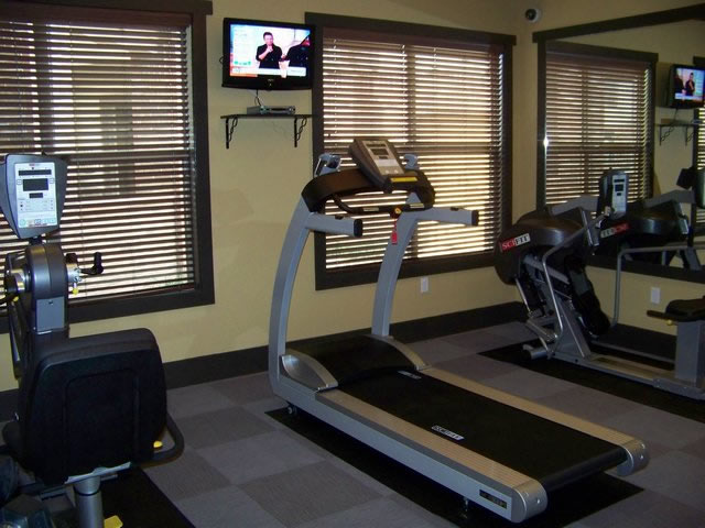 Fitness Center at Listing #150739