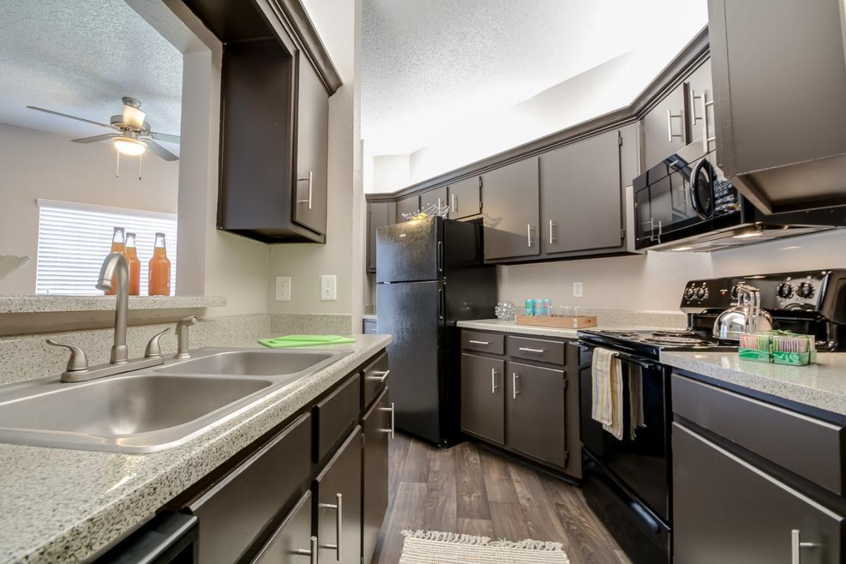 Kitchen at Listing #136931