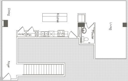 2,007 sq. ft. P19 floor plan