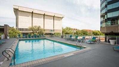 Pool at Listing #231050