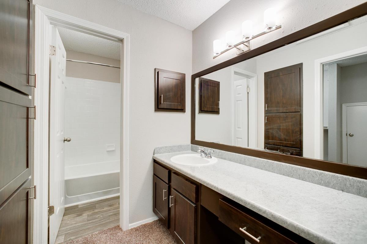 Bathroom at Listing #136196