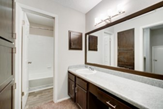 Bathroom at Listing #136196