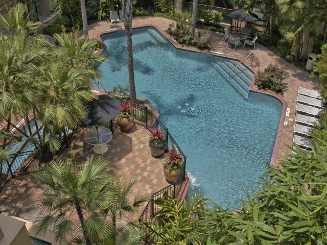 Pool at Listing #139720