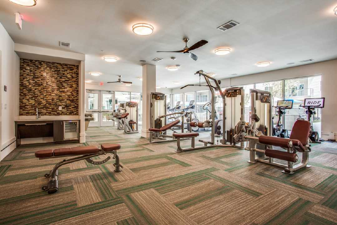 Fitness at Listing #262895