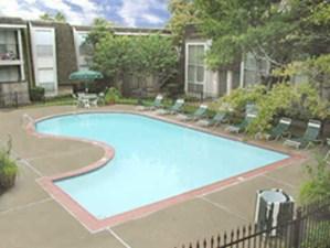 Pool at Listing #139882