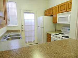 Kitchen at Listing #153039