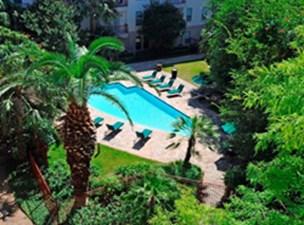 Pool at Listing #141360