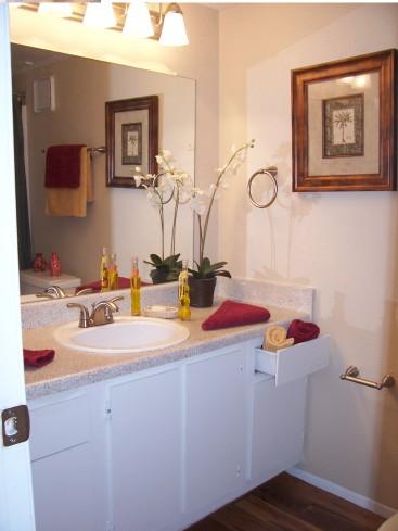 Bathroom at Listing #135897