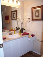 Bathroom at Listing #135897