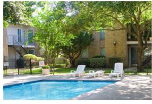 Pool at Listing #139245