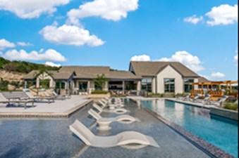 Pool at Listing #301295