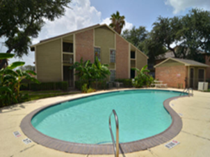 Pool at Listing #139769