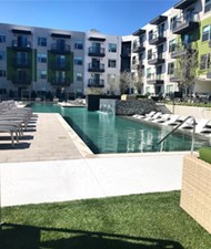 Pool at Listing #280835