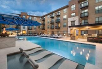 Pool at Listing #144781