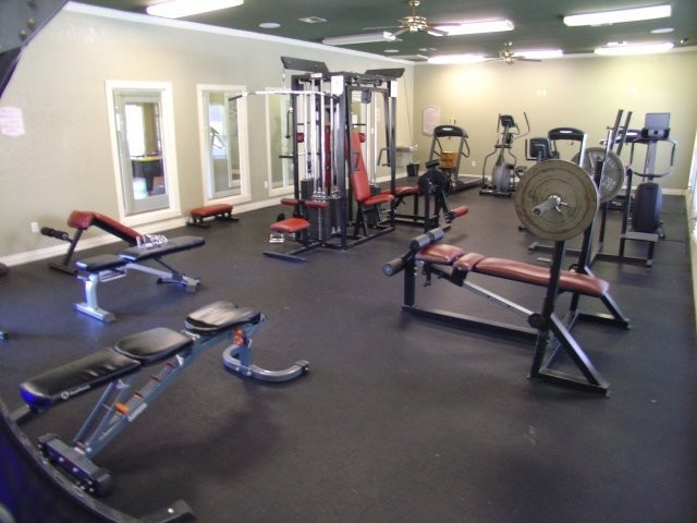 Fitness at Listing #140713