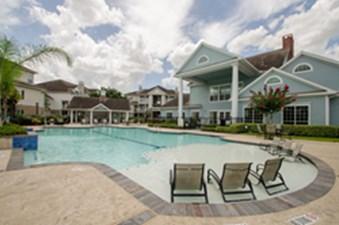 Pool at Listing #144053