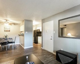 Dining/Kitchen at Listing #137137
