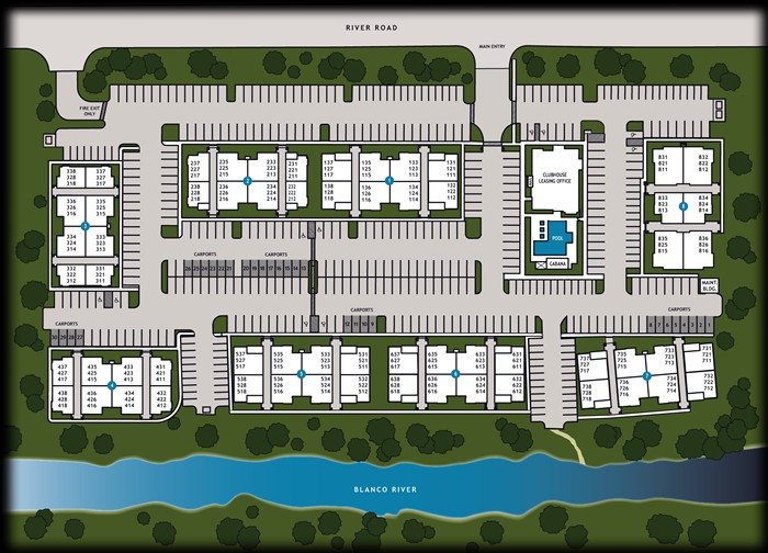 Site Map at Listing #154058