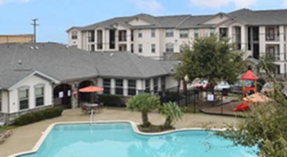 Pool at Listing #144335