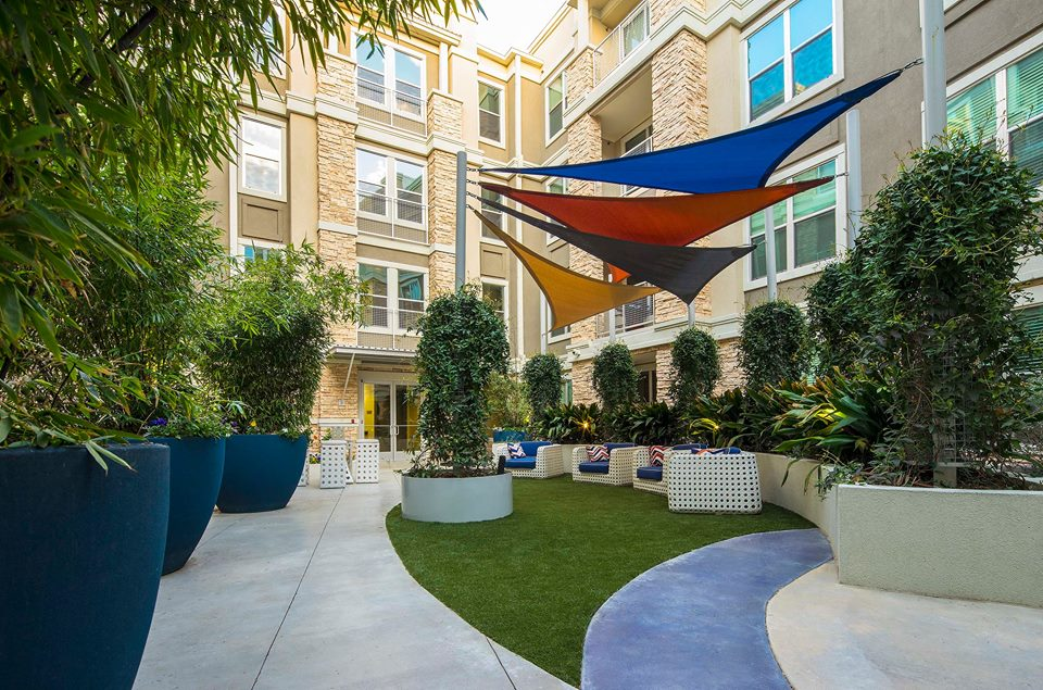 Courtyard at Listing #146188