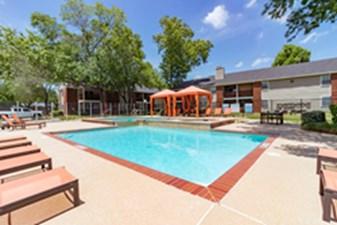 Pool at Listing #136031