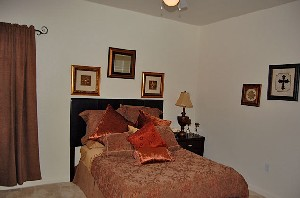 Bedroom at Listing #147519