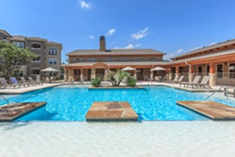 Pool at Listing #257641