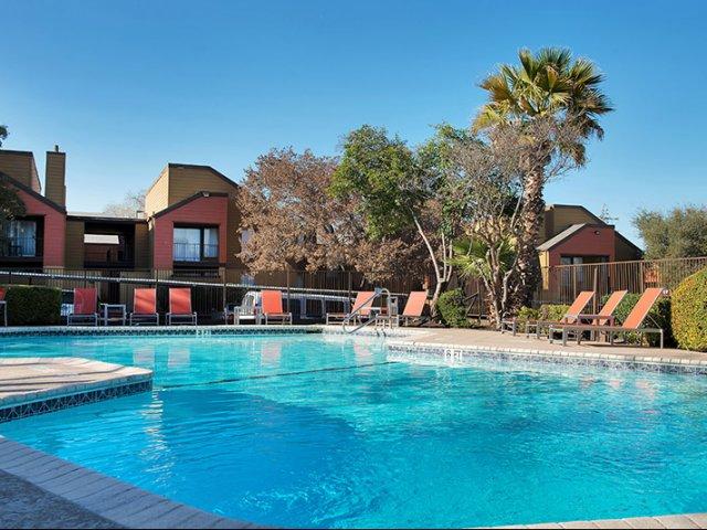 Pool at Listing #277956