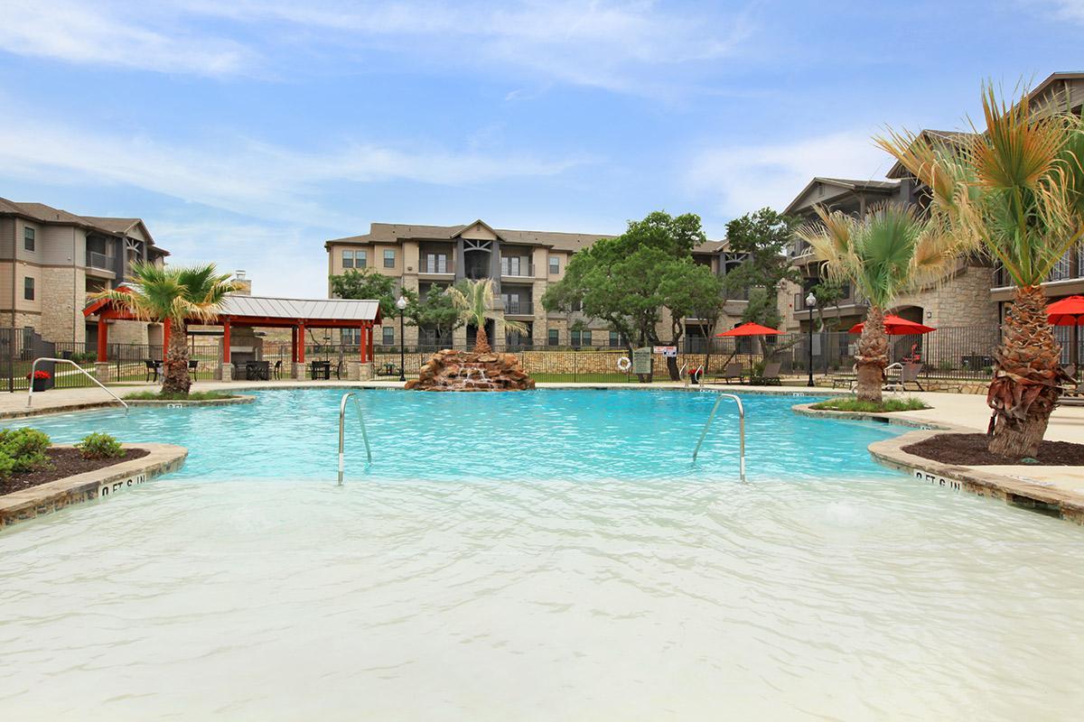 Pool at Listing #224129