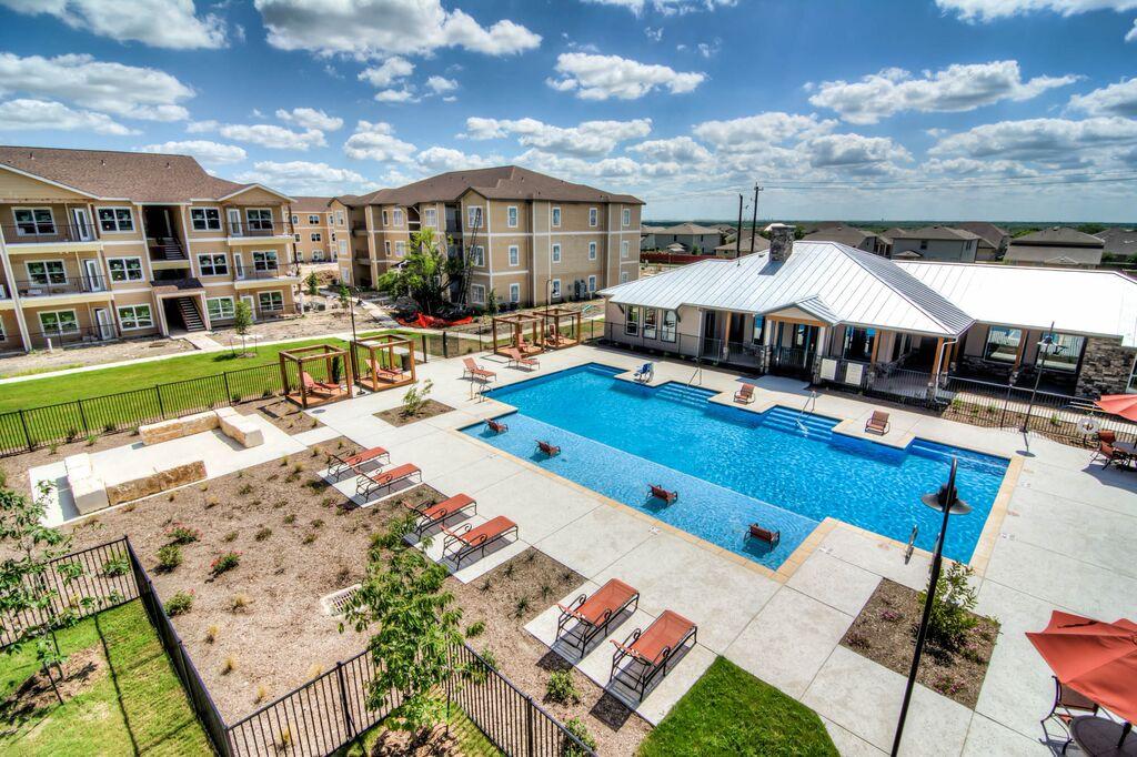 Pool at Listing #242331