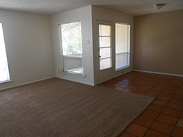 Living Area at Listing #141208