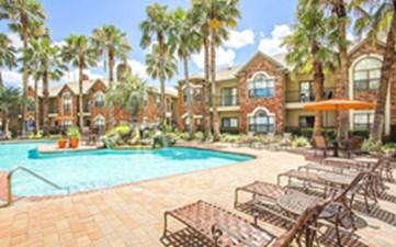 Pool at Listing #138941