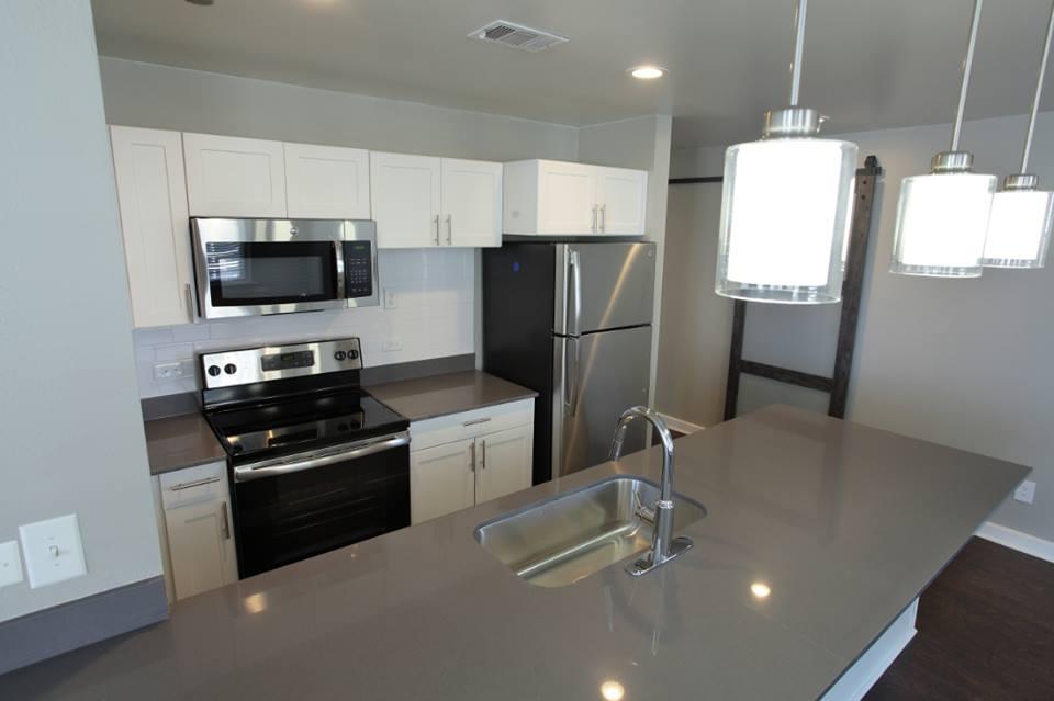 Kitchen at Listing #137674
