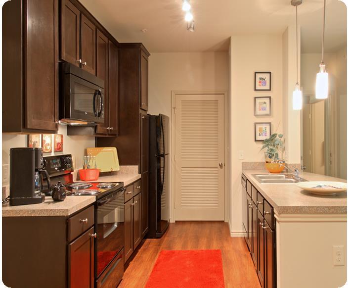 Kitchen at Listing #153067
