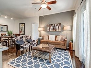 Living/Dining at Listing #138052